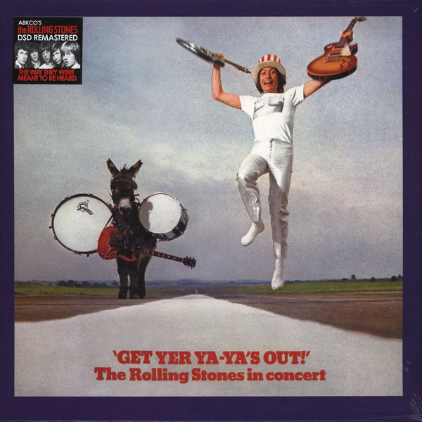 Get Yer Ya-Ya's Out - Rolling Stones - 8823331