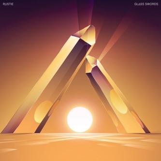 Glass Swords - Rustie - WARPLP217