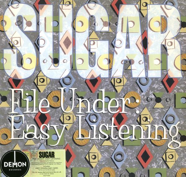 File Under Easy Listening - Sugar - EDLP1003