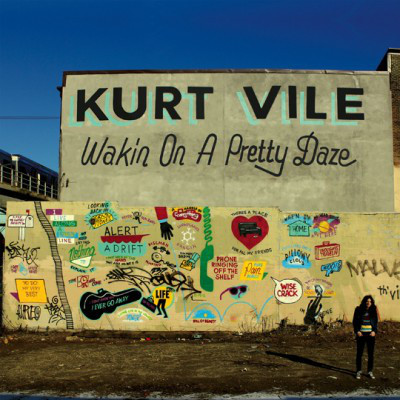 Waking on a Pretty Daze - Kurt Vile - OLE 998-1