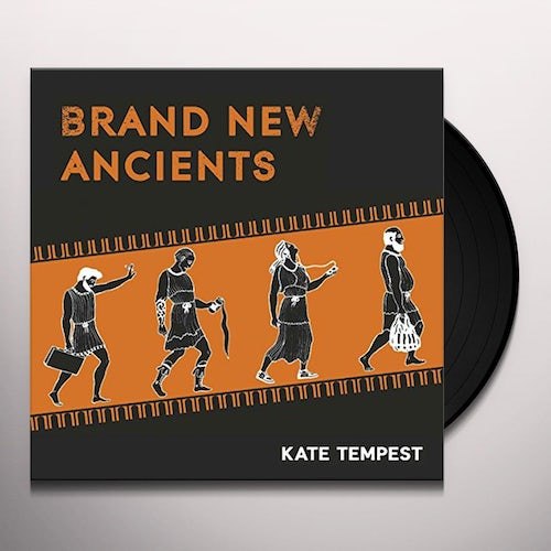 Brand New Ancients - Kate Tempest - GB1527