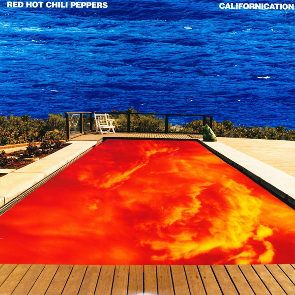 Californication - Red Hot Chili Peppers - 0093624738619