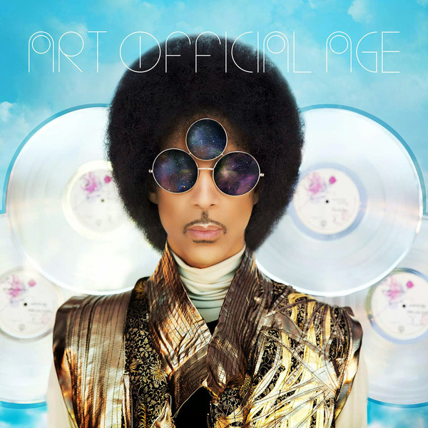 Art Official Age - Prince - 0093624933274