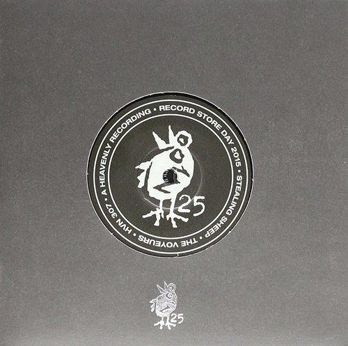 Murmur Earth / Rhubarb Rhubarb - Stealing Sheep / The Voyeurs - HVN307