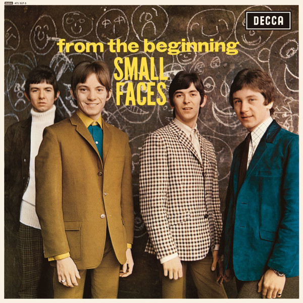 From the Beginning - Small Faces - 0602547153739