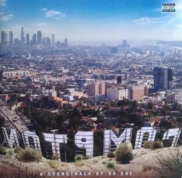 Compton (A Soundtrack by Dr Dre) - Dr Dre - 0602547545190