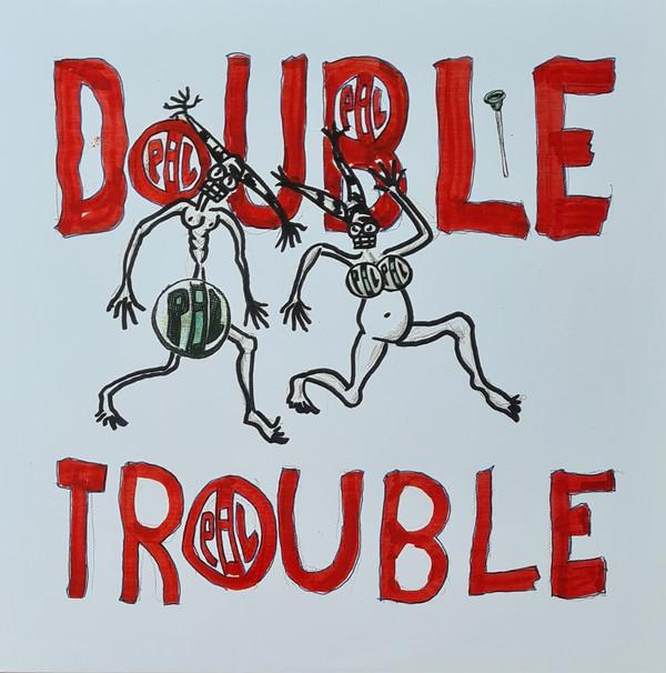 Double Trouble - Public Image Ltd - PiL004