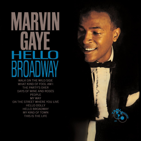 Hello Broadway - Marvin Gaye - 0600753536483