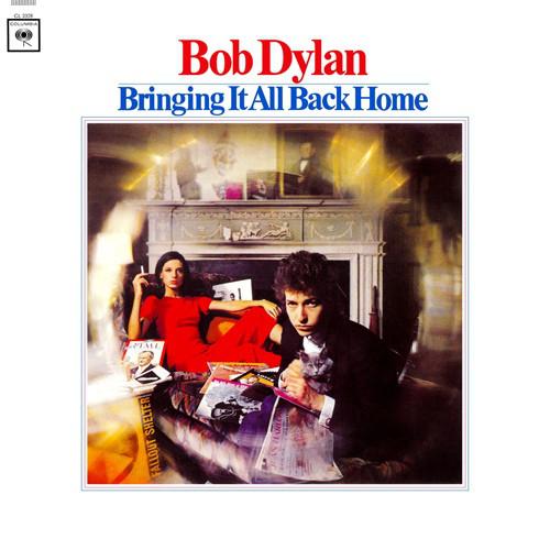 Bringing it all Back Home - Bob Dylan - 88875146231