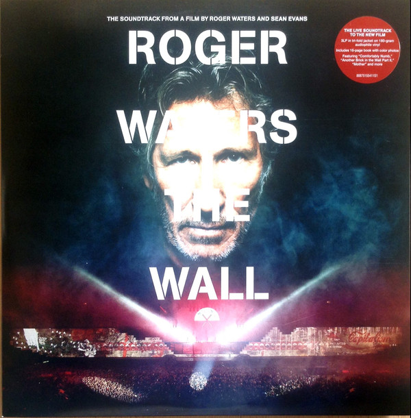 The Wall (The Soundtrack From A Film By Roger Waters And Sean Evans) - Roger Waters - 88875155411