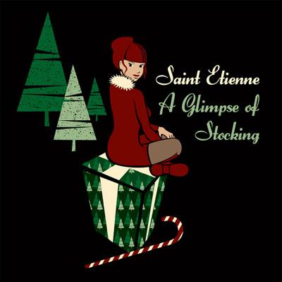 A Glimpse of Stocking - Saint Etienne - FO 007LP