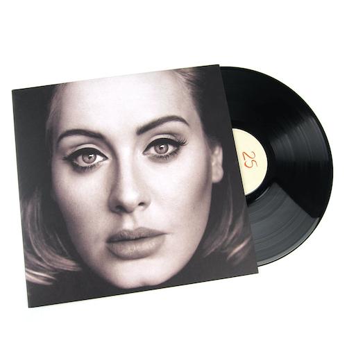 25 - Adele - XLLP740