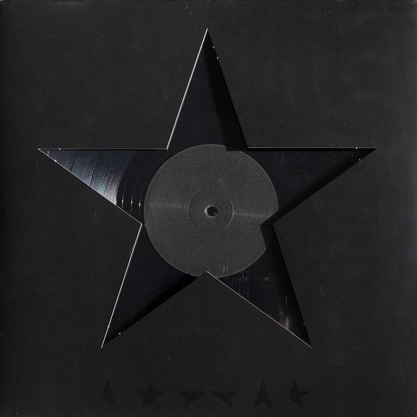 Blackstar - David Bowie - 88875173871