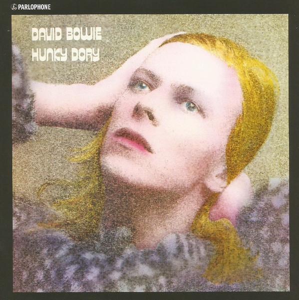 Hunky Dory - David Bowie - 0825646289448