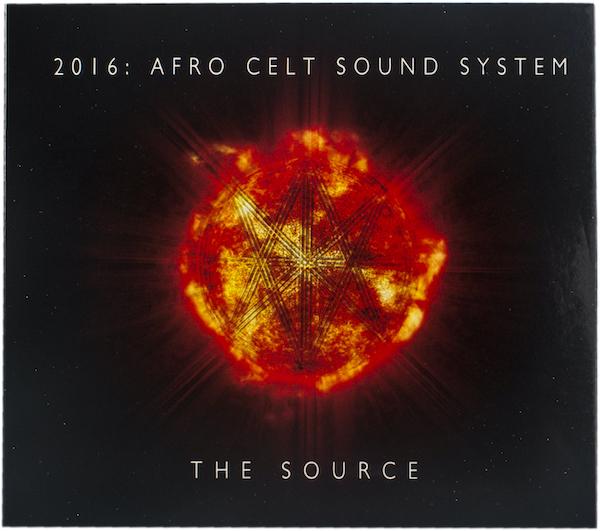 The Source - Afro Celt Sound System - ECC100