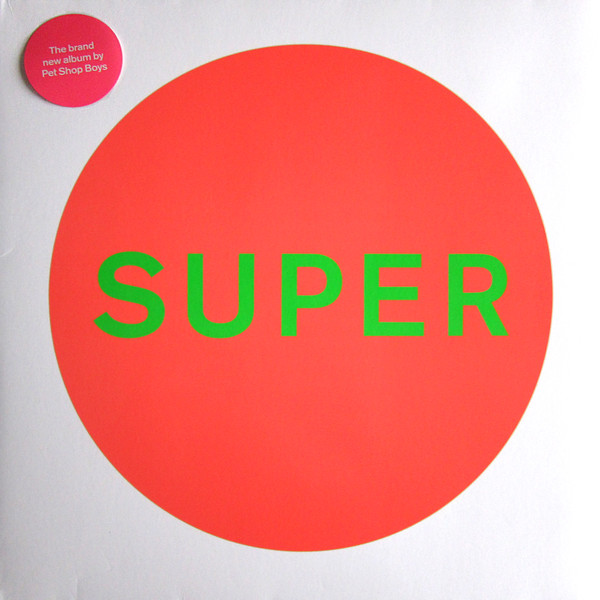 Super - Pet Shop Boys - X20008VL1
