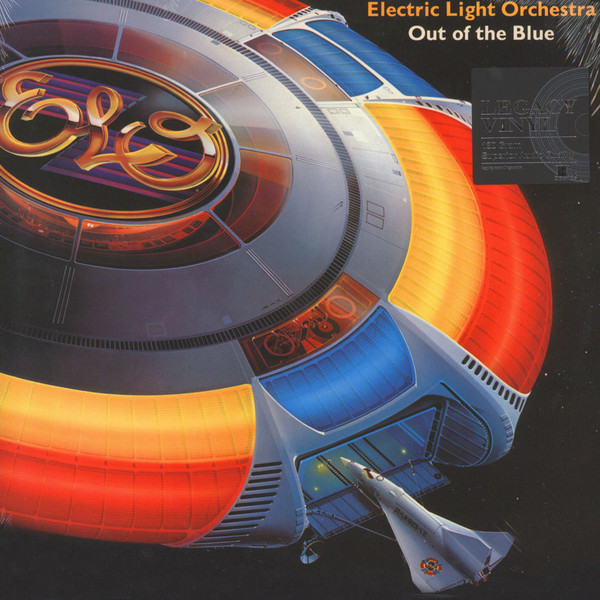 Out of the Blue - Electric Light Orchestra - 88875175261