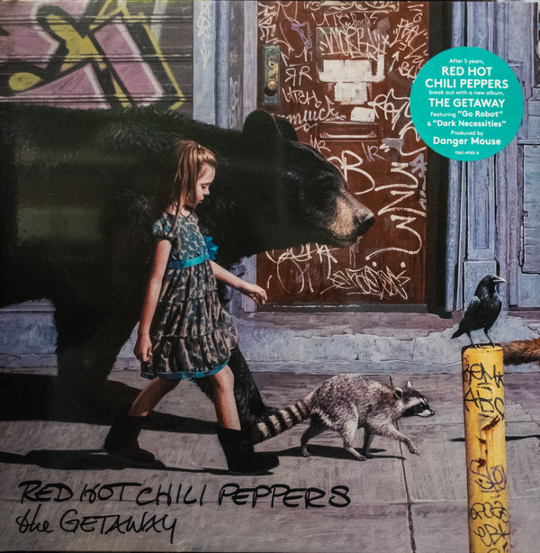 The Getaway - Red Hot Chili Peppers - 0093624920168