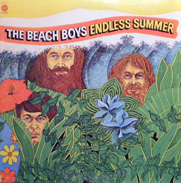Endless Summer - Beach Boys - 2427941