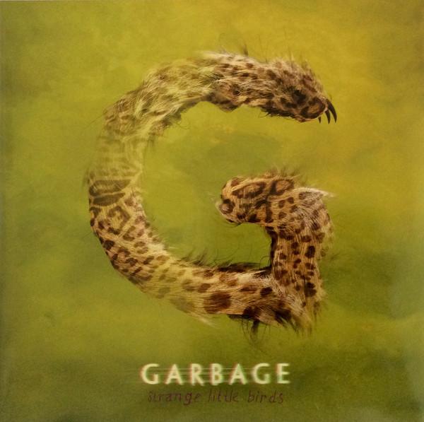 Strange Little Birds - Garbage - STNVOL023LP