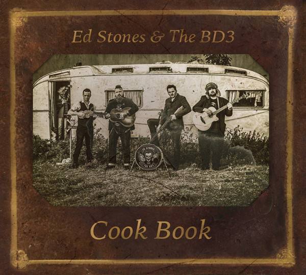 Cook Book - Ed Stones & the BD3 - BD3CD003X