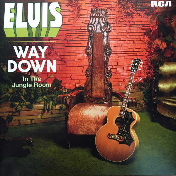 Way Down in the Jungle Room - Elvis Presley - 88985318111