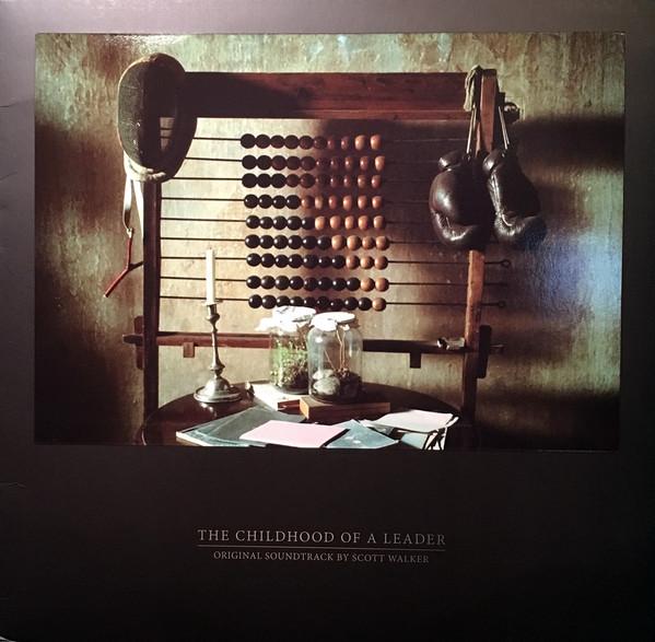 The Childhood of a Leader - Original Soundtrack by Scott Walker - OST - CAD3620