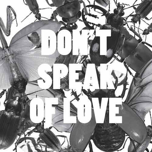 Don't Speak of Love - Peculiar Blue - PeculiarBlueEP