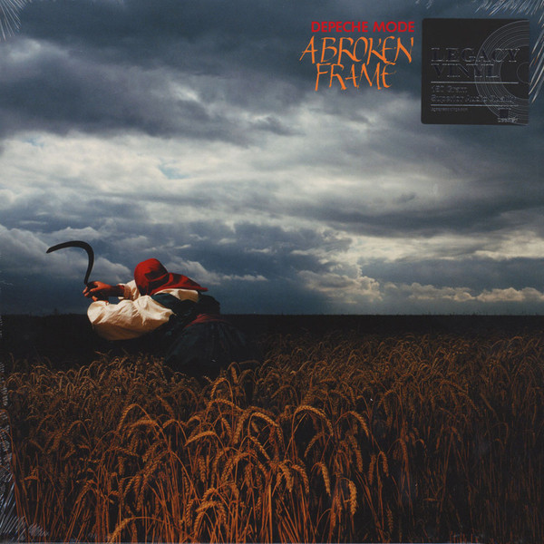 A Broken Frame - Depeche Mode - STUMM9