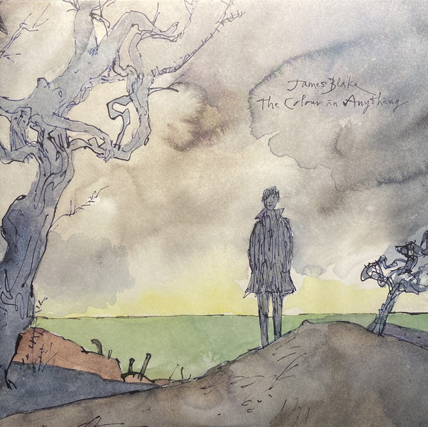 The Colour in Anything - James Blake - 00602547933331