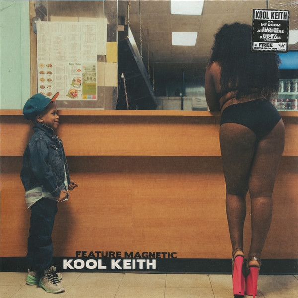 Feature Magnetic - Kool Keith - MMG-00091-1
