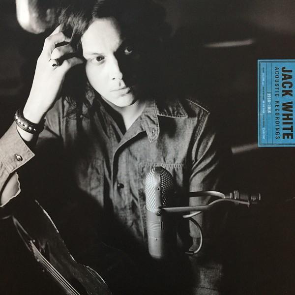 Acoustic Recordings 1998−2016 - Jack White - TMR387