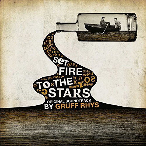 Set Fire to the Stars (Original Soundtrack by Gruff Rhys) - OST - TN093LP