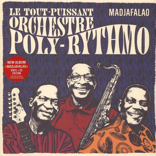 Madjafalao - Orchestre Poly-Rythmo De Cotonou - BEC5156647