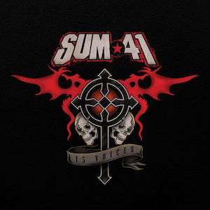 13 Voices - Sum 41 - HR2286-1