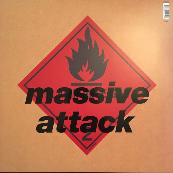 Blue Lines - Massive Attack - 5700960