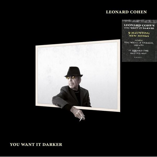 You Want it Darker - Leonard Cohen - 88985365071
