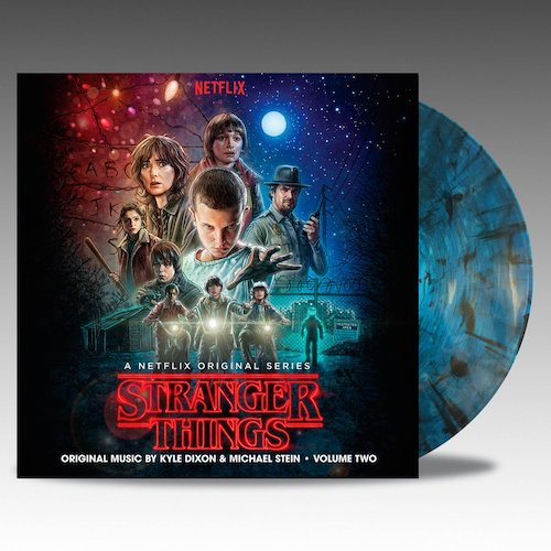 Stranger Things Season 1, Vol. 2 (A Netflix Original Series Soundtrack) - OST - INV177LP