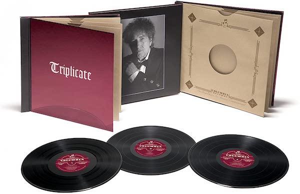 Triplicate - Bob Dylan - 88985413501