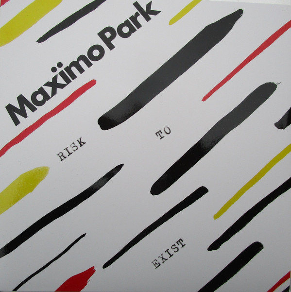 Risk To Exist - Maximo Park - COOKLP654