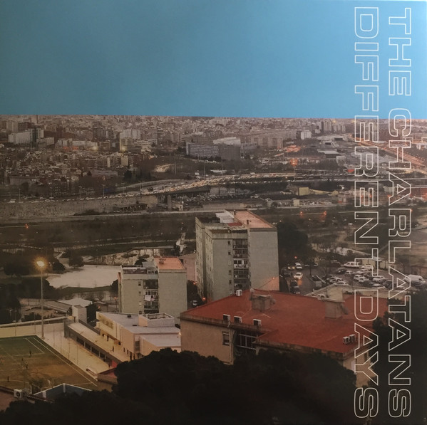 Different Days - Charlatans - 538285681