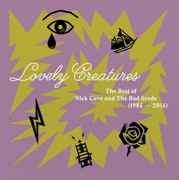 Lovely Creatures - The Best of Nick Cave and The Bad Seeds (1984 - 2014) - Nick Cave & The Bad Seeds - LPSEEDS15