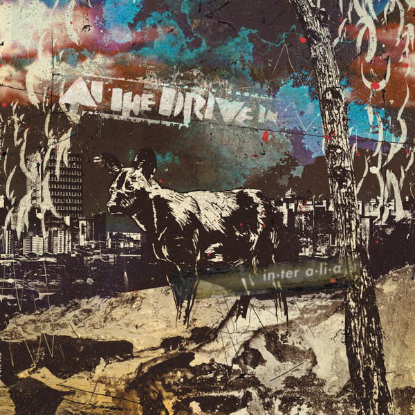 in.ter a.li.a - At The Drive-In - RISE 369-1