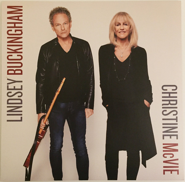 Lindsey Buckingham Christine McVie - Lindsey Buckingham Christine McVie - 0190295828301