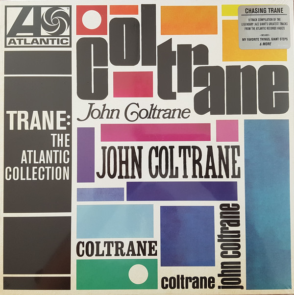 Trane: The Atlantic Collection - John Coltrane - 081227940683