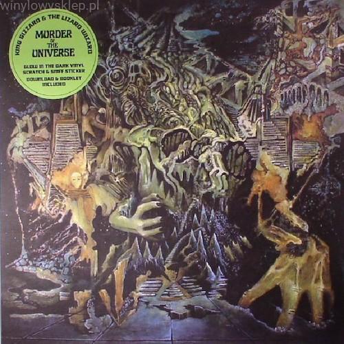 Murder Of The Universe - King Gizzard & The Lizard Wizard - HVNLP140X