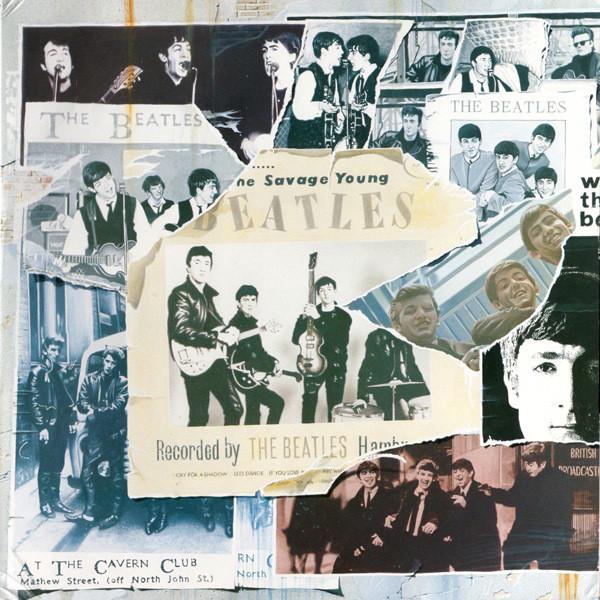 Anthology 1 - Beatles - 724383444519
