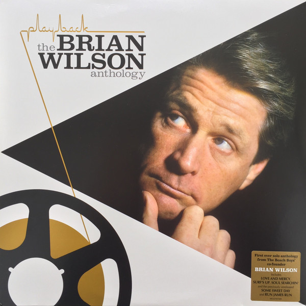 Playback: The Brian Wilson Anthology - Brian Wilson - 081227937409