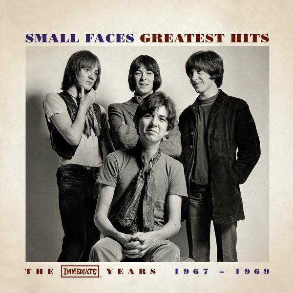 Greatest Hits - The Immediate Years - 1967 - 1969 - Small Faces - CHARLYL126