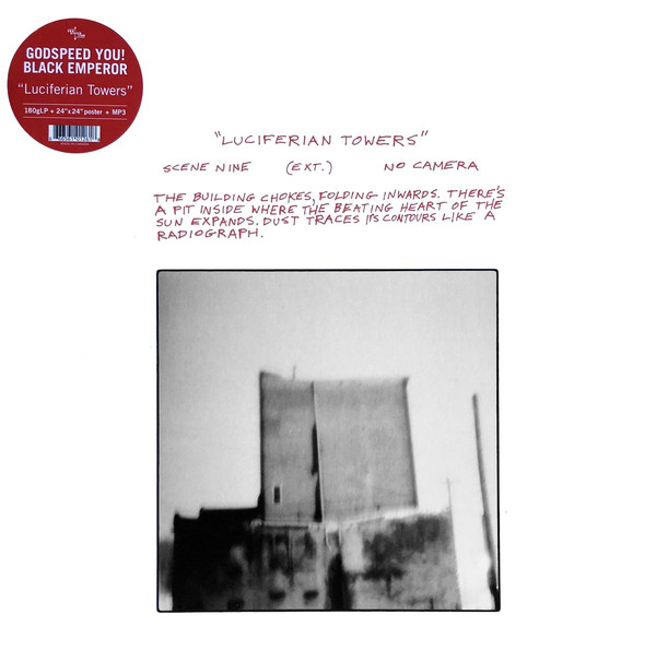 Luciferian Towers - Godspeed You Black Emperor! - CST126